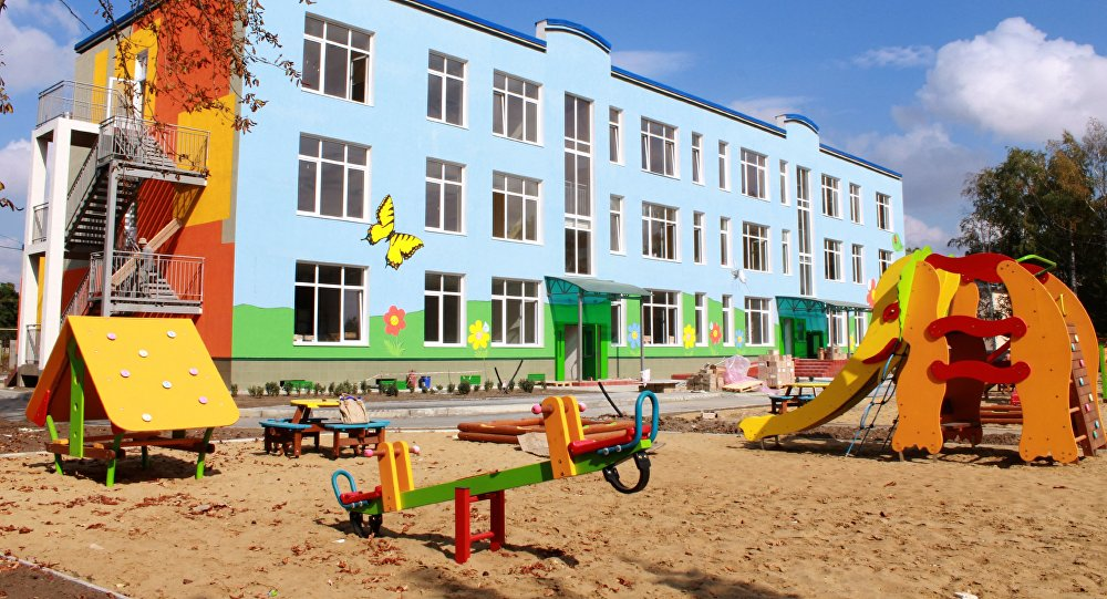 Министерство образования готовится к открытию детсадов