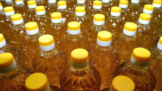 Фальсификат подсолнечного масла из Украины