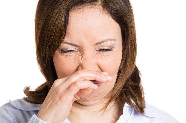 Маркер болезни – запах