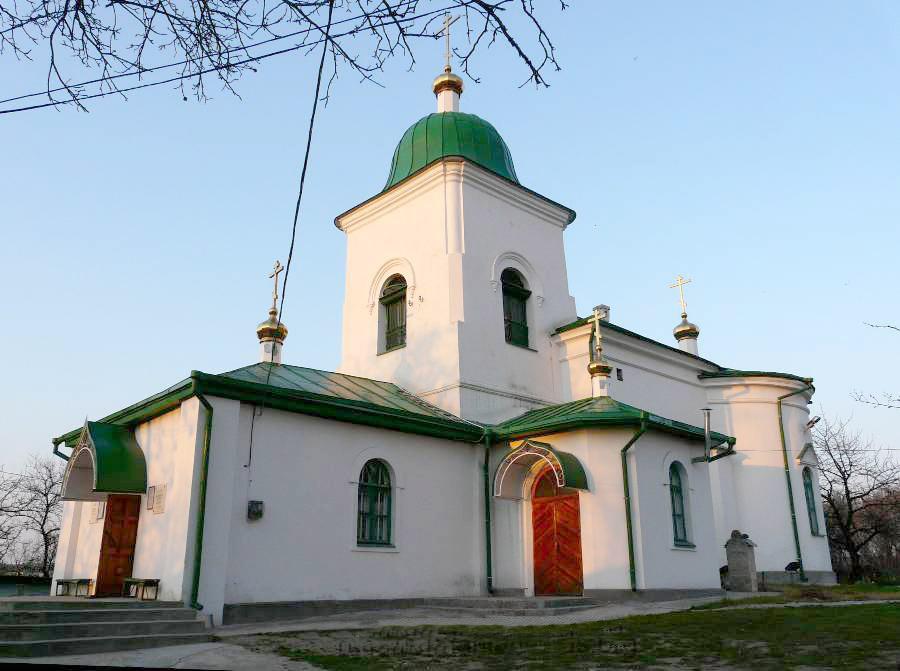 Тайна Мазаракиевского храма