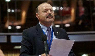 Валерий Гилецкий – новый вице-председатель парламента