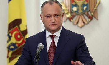 Игорь Додон: Мы попросим иностранных партнеров оказать давление на правящую коалицию