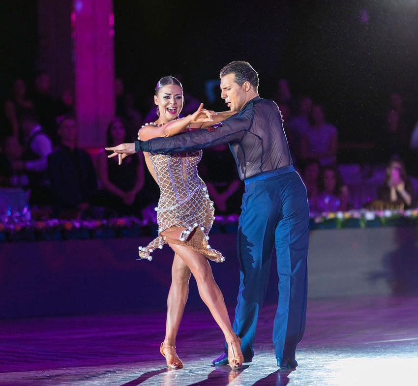 Золото чемпионата Европы по латиноамериканским танцам среди профессионалов принадлежит Молдове