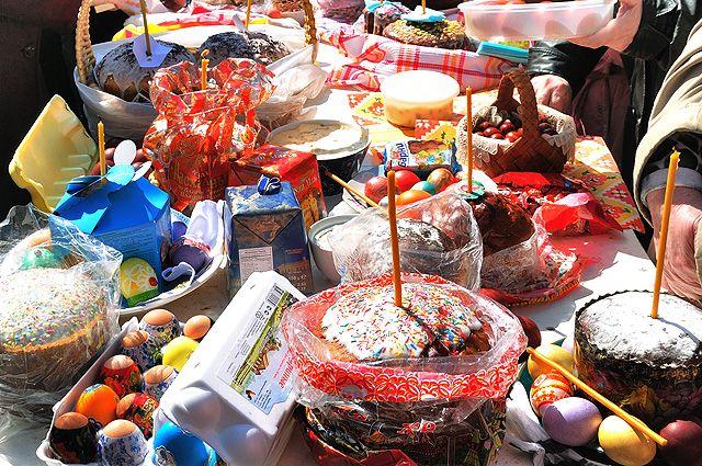 Сколько готовы потратить на пасхальный стол молдаване (ОПРОС)