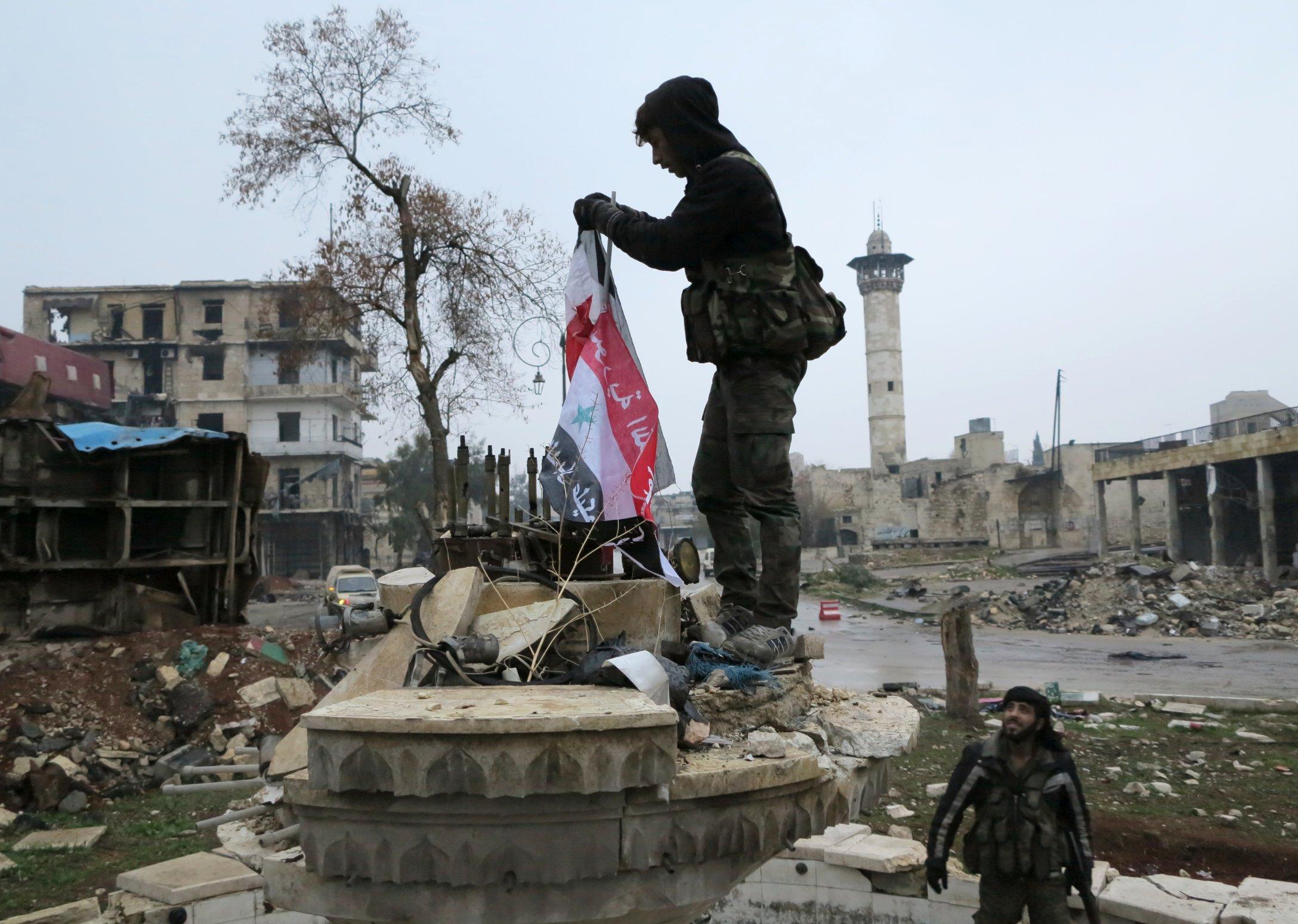 Сирийские фотохроники Sputnik и ВГТРК покажут в Бухаресте