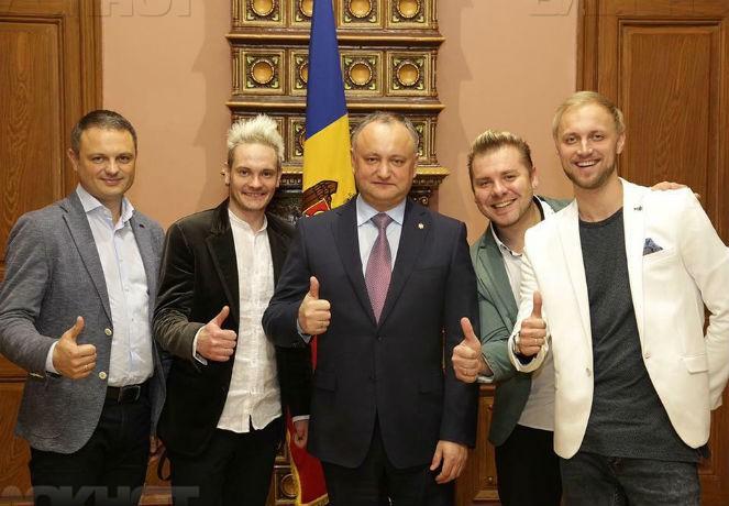 Государственные награды — за триумф на Евровидении