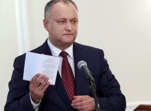 Проблема Приднестровья, НАТО и социальные программы – на прямой линии с президентом Молдовы