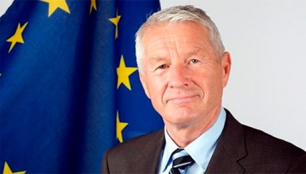Генсек Совета Европы Турбьёрн Ягланд прибыл во вторник с двухдневным визитом в Кишинев