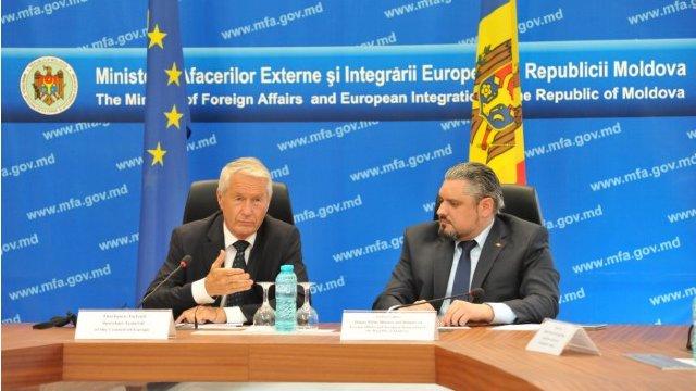 Турбьерн Ягланд: В Молдове есть большая проблема с коррупцией, отмыванием денег и очень богатыми людьми
