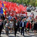 Прямая трансляция: Жители Молдовы отмечают Первомай
