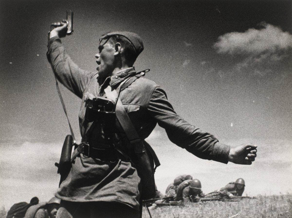 Марш Победы идет по Кишинёву