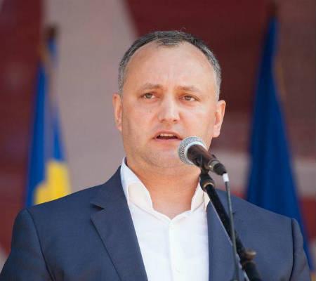 Президент Молдовы Игорь Додон провел свободную дискуссию с прессой (видео)