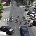 «Городской квест» по-кишинёвски — найди дорожную разметку в центре столицы
