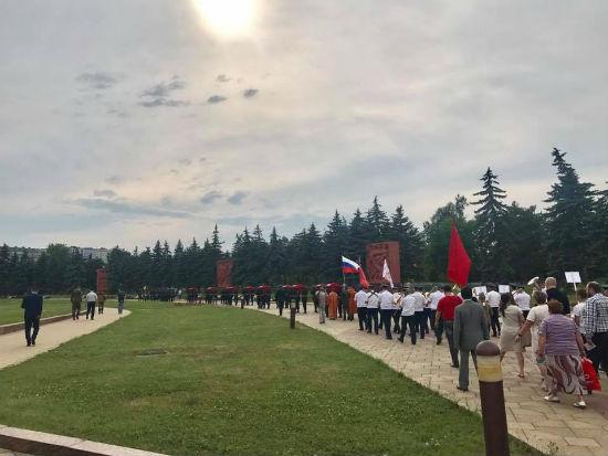 Перезахоронение останков 62 советских героев прошло в Кишинёве