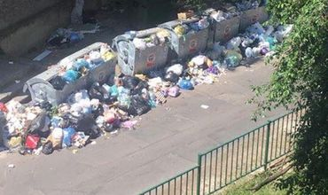 Жители Буюкан жалуются на несанкционированные свалки под окнами (ВИДЕО)