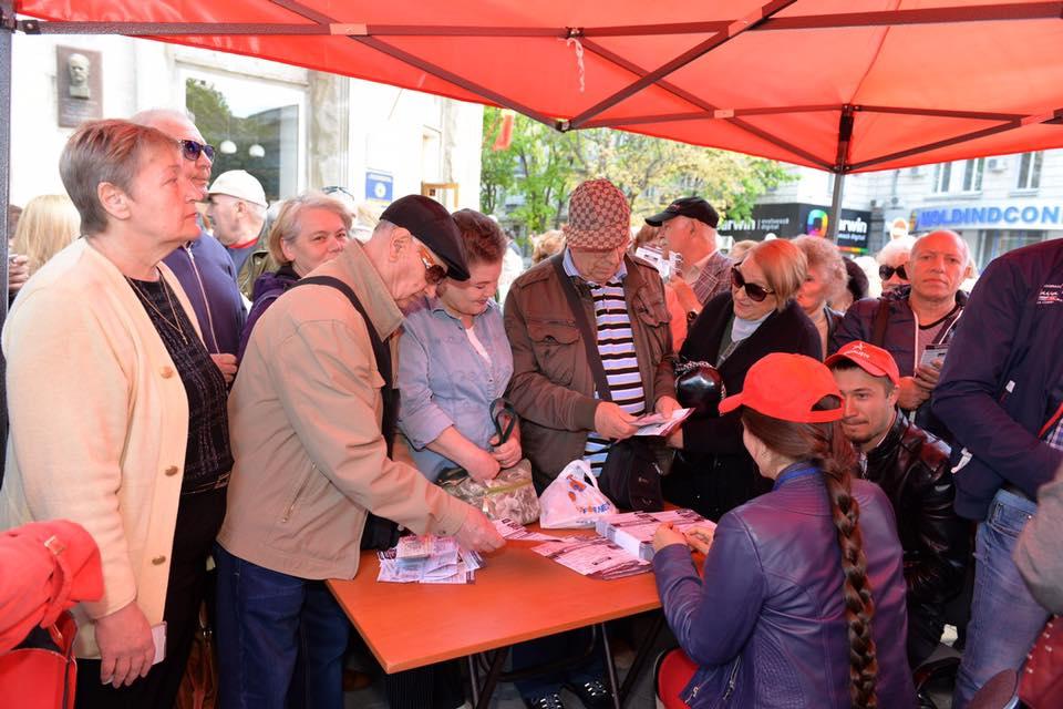 Референдум по отставке генерального примара Кишинева состоится