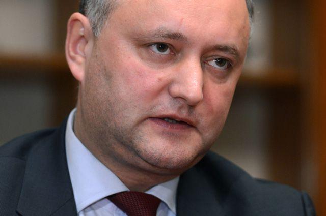 Альтернативные пути развития экономики Молдовы озвучил Додон (ВИДЕО)