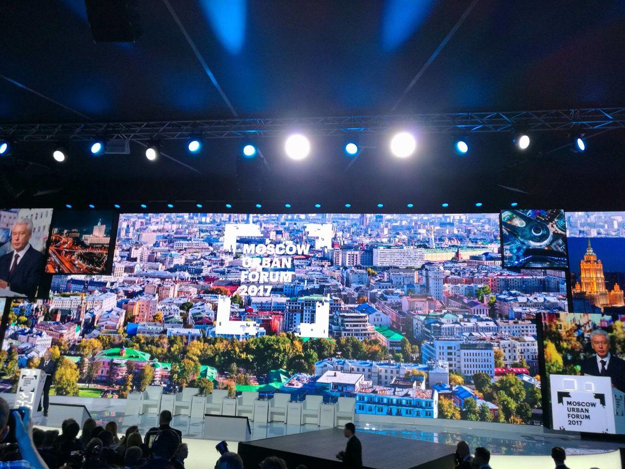 Советники мунсовета Кишинёва примут участие в работе Московского урбанистического форума