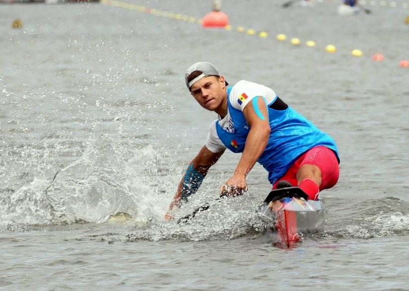 Молдавского олимпийца дисквалифицировали и лишили медали