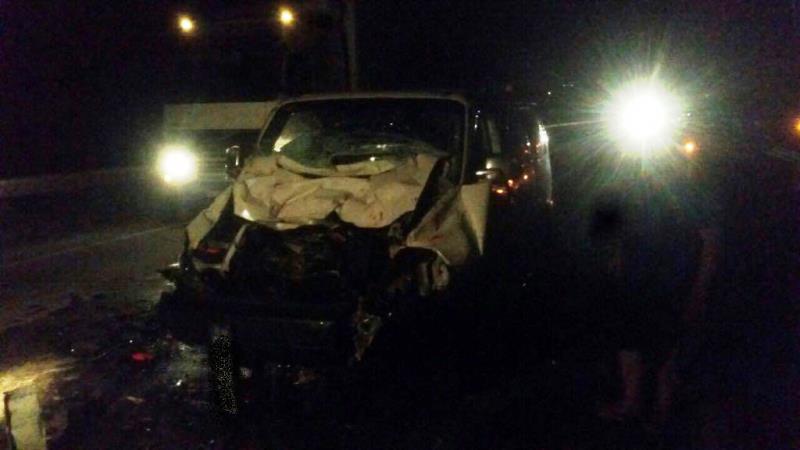 При ДТП с пожарной машиной в Украине пострадали 5 молдаван