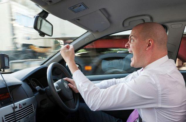 Водителям дали рекомендации, как наказать агрессивных участников дорожного движения