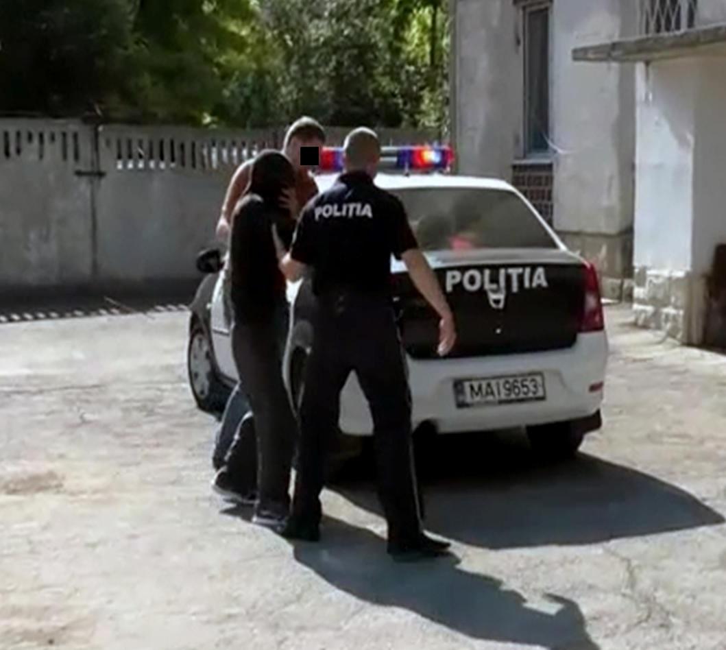 Дерзкого вора задержала полиция в Кишиневе