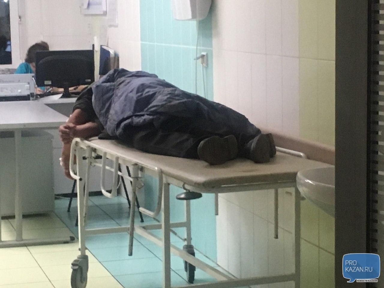 Врачам плевать на пациентов