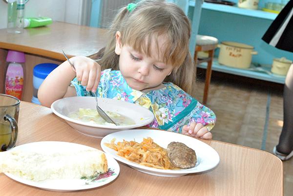 Родители дошкольников: Киртоакэ за год так и не решил проблему питания в детсадах