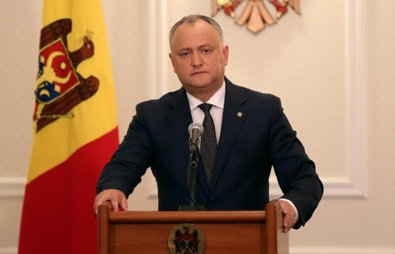 Додон примет участие в мероприятиях в Бендерах, несмотря на инцидент с Рогозиным (ВИДЕО)