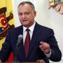 Додон: Категорически осуждаю очередную провокацию против России