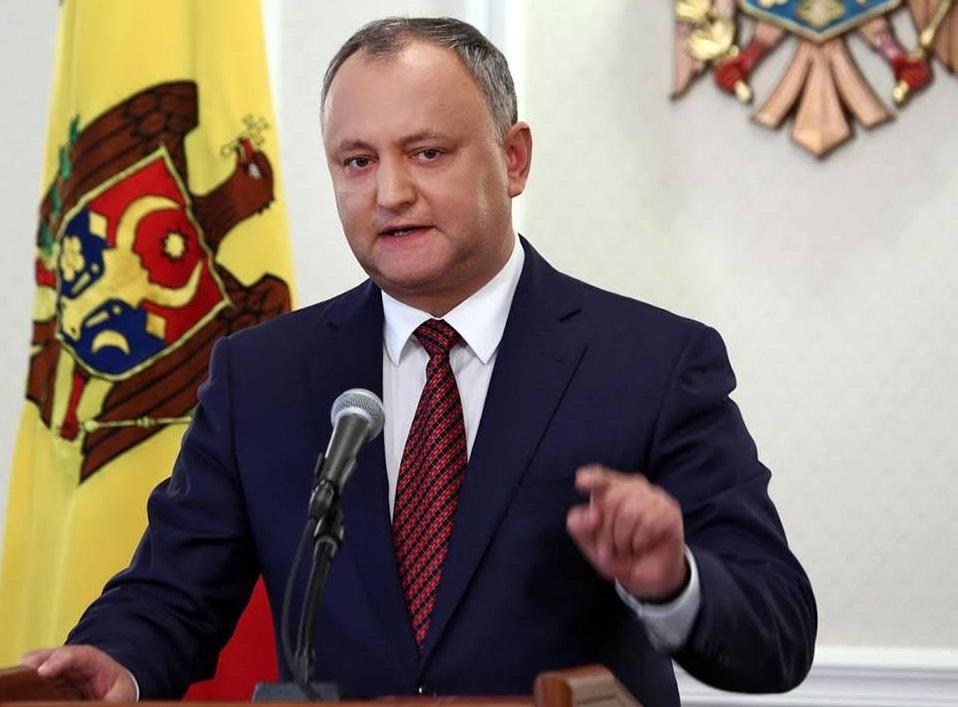 Додон о скандальном решении КС: Власть и проунионистские партии испугались воли народа