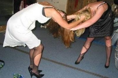 Три женщины устроили пьяную драку в сельском баре Слободзейского района