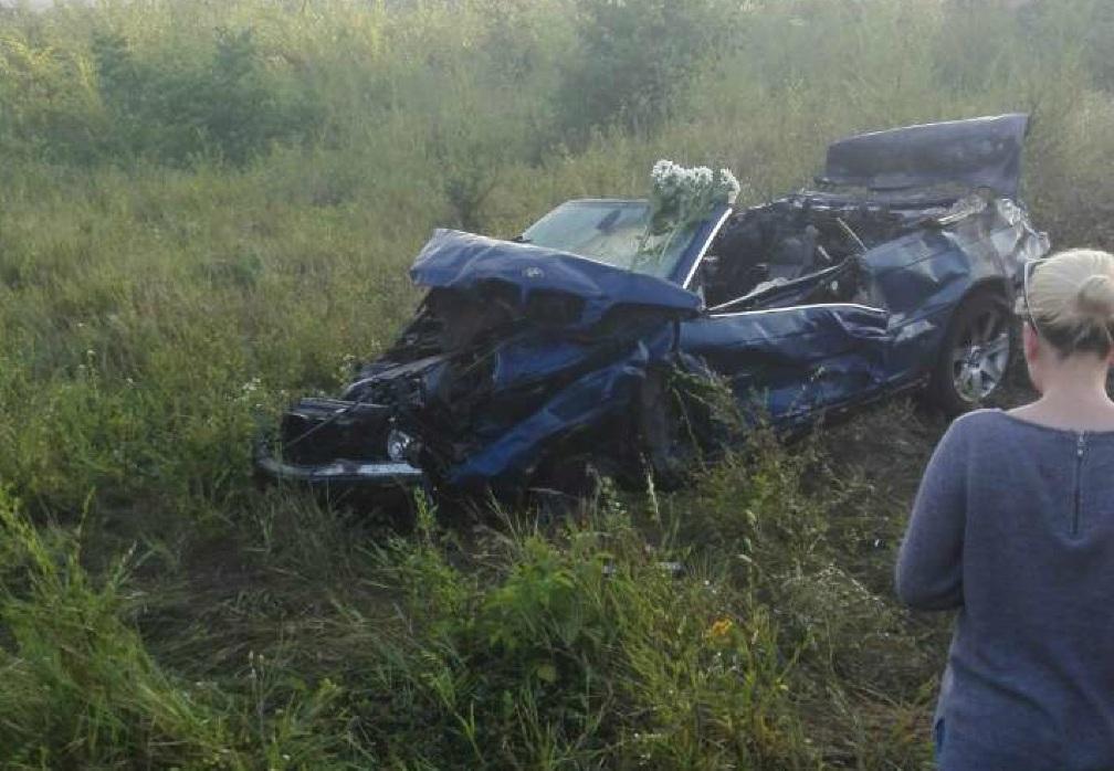 Смертельная авария, увенчавшаяся пожаром, произошла в Молдове (ВИДЕО)