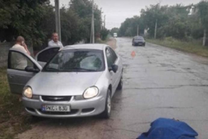 Пенсионерка скончалась от наезда автомобиля в Бричанском районе (ФОТО)