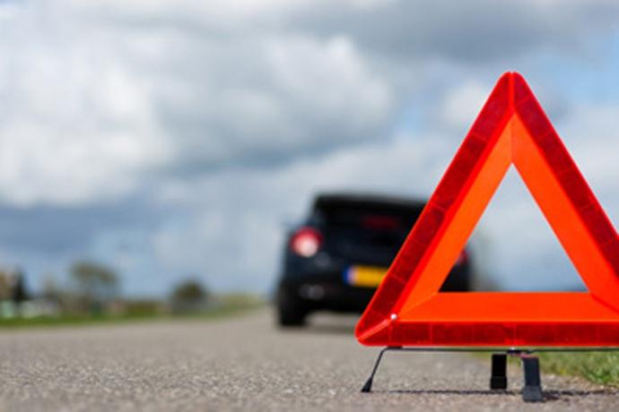Водитель Mercedes сбил насмерть пешехода и сбежал с места ДТП