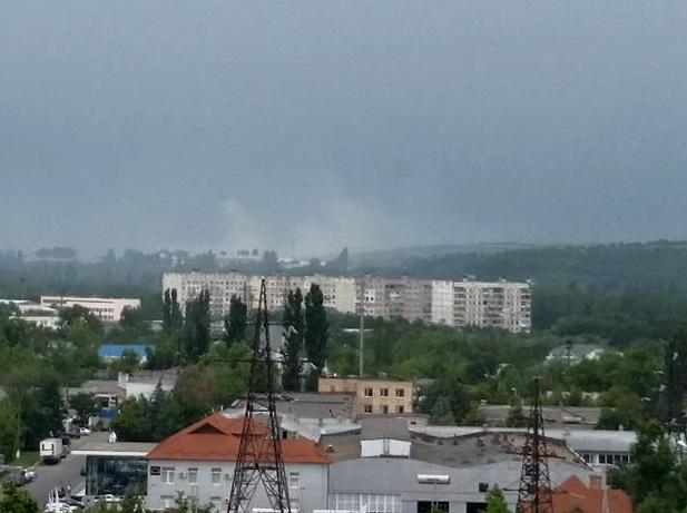 Кишинев снова в дыму:  на Буюканах продолжают тлеть ветки