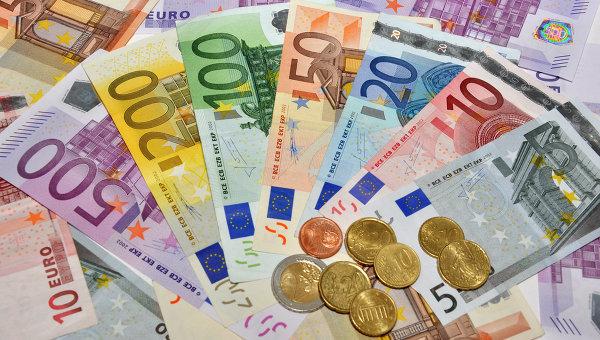 Евро подешевеет после резкого взлета