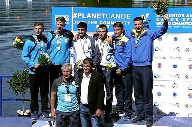 Молдавские каноисты стали чемпионами мира