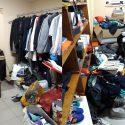 Мошенники сбывали «брендовый» товар в подпольном магазине на Ботанике (ВИДЕО)