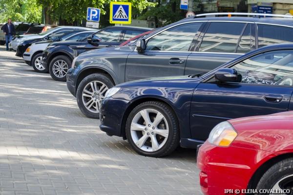 Парковка в центральной части бульвара Штефана чел Маре вскоре станет невозможна