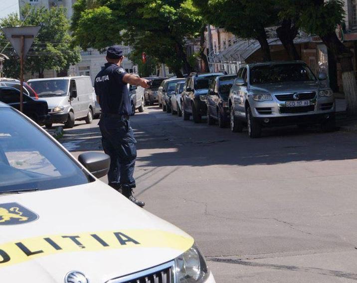 Внимание! Некоторые участки дороги в центре Кишинева перекрыты