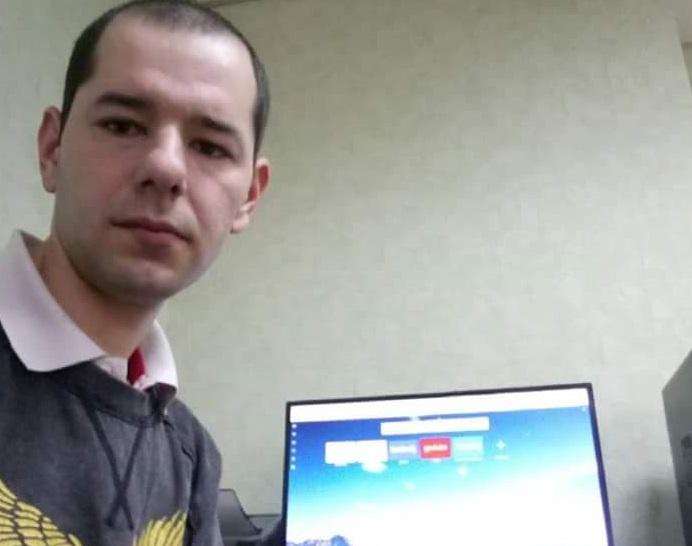 Пропавшего в Кишиневе молодого человека ищут родственники и полиция (ФОТО)