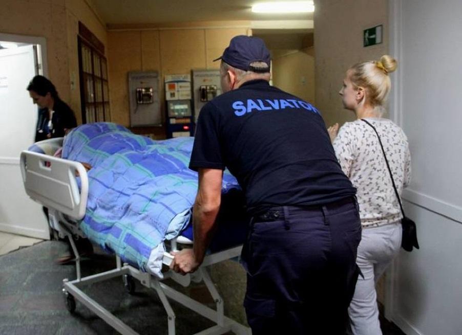 Спасатели доставили домой пострадавших в ДТП на Украине молдаван (ВИДЕО)