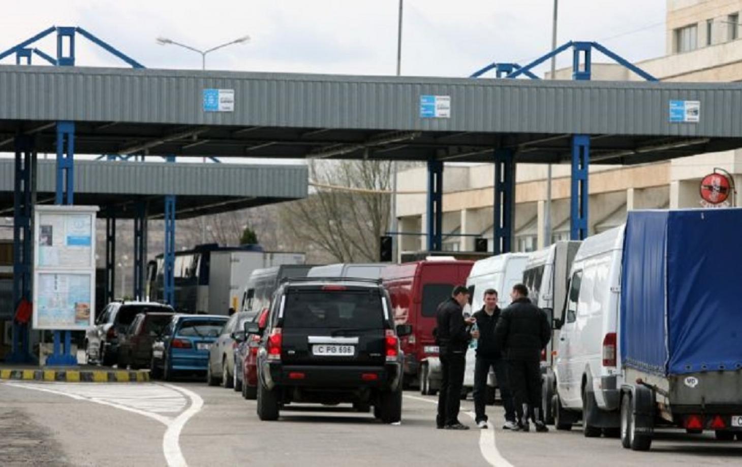 Обстановка на таможнях Молдовы: время ожидания — до 8 часов