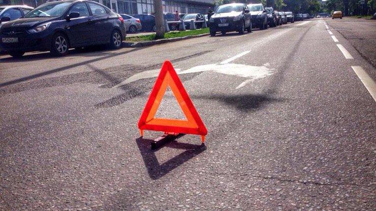 В Тирасполе ребенка на пешеходном переходе сбил автомобиль