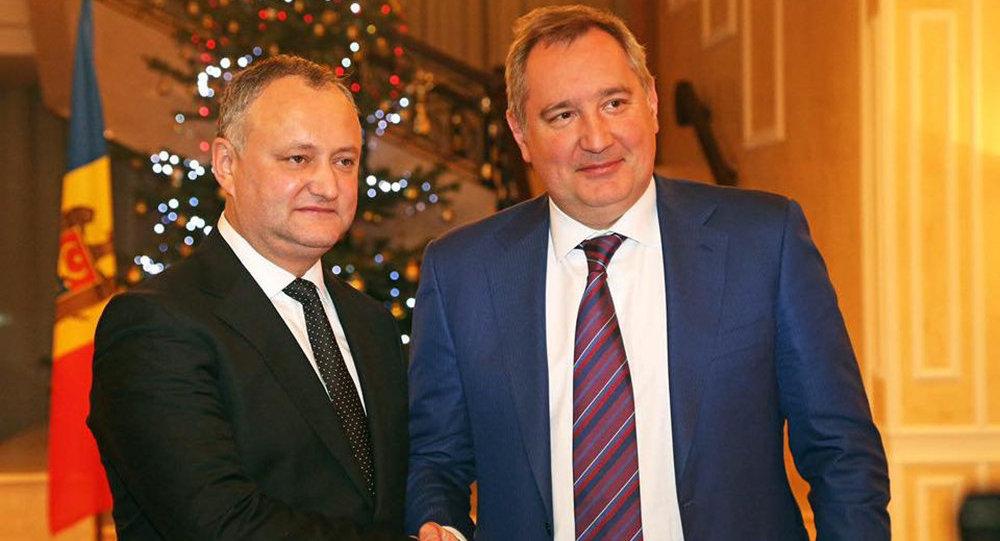 Игорь Додон и Дмитрий Рогозин встретятся в Тегеране