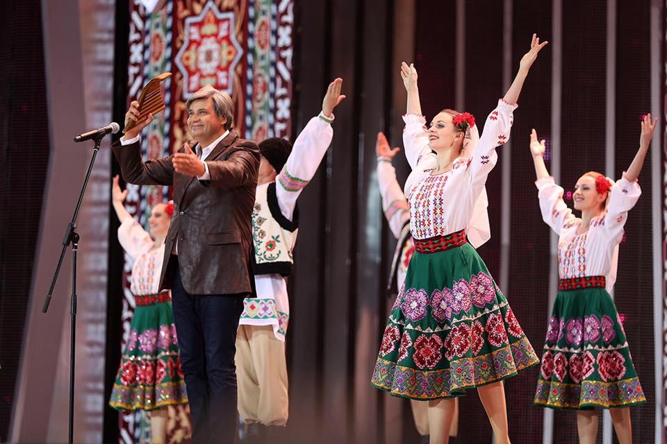 """Исполнители из Молдовы участвуют в """"Славянском базаре"""" при поддержке фонда первой леди"""