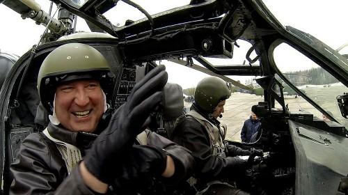 Рогозин предложил властям Молдовы две альтернативы военному самолету (ФОТО)