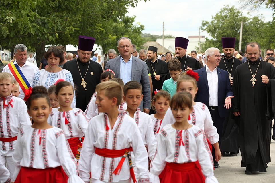 Уникальный фестиваль в память о Штефане чел Маре прошел в Молдове (ВИДЕО)