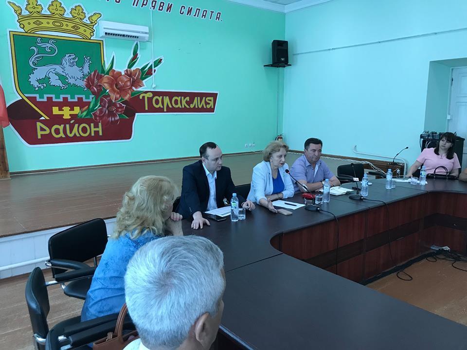 Подготовку к парламентским выборам обсудила лидер ПСРМ с активом в Тараклии